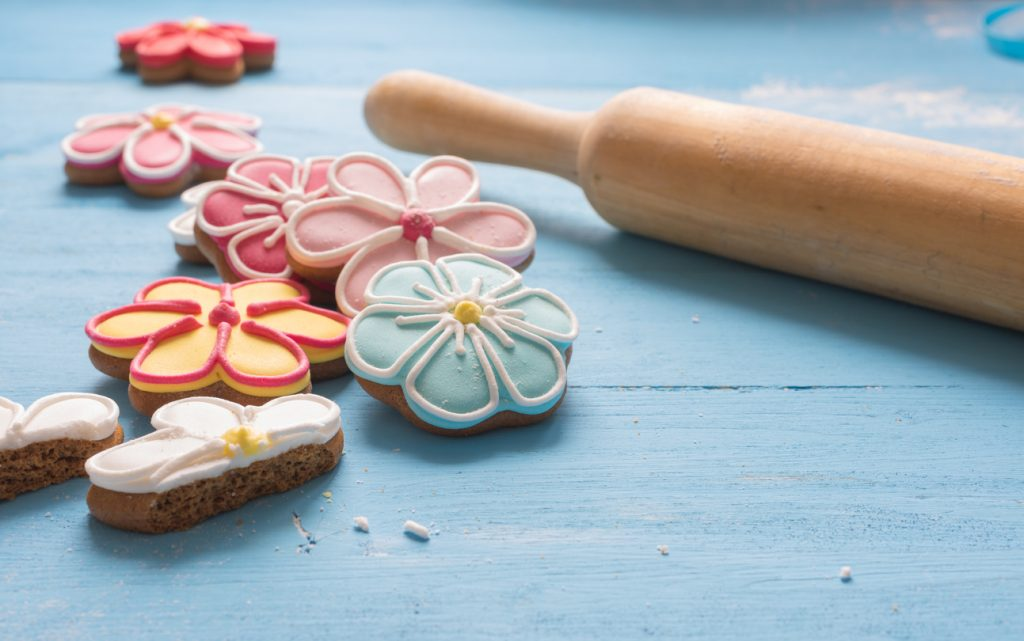 Flower Shaped Recipes